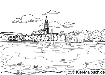 Kleiner Kiel klein
