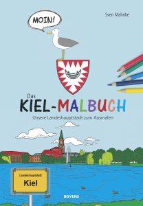 cover kiel malbuch