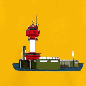 Kiel T-Shirt Kieler Leuchtturm