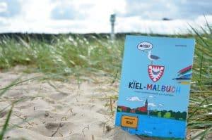 Das Kiel-Malbuch - Unsere Landeshauptstadt zum Ausmalen (Sven Mahnke)