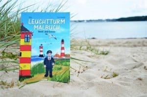 Leuchtturm Malbuch - Nord- und Ostsee von Sven Mahnke