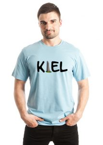 Kiel T-Shirt für Männer Laboer Ehrenmal