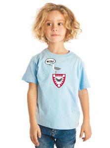 Kinder Jungen Kiel T-Shirt mit Möwe Pipsch
