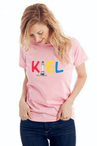 Kiel T-Shirts für Frauen